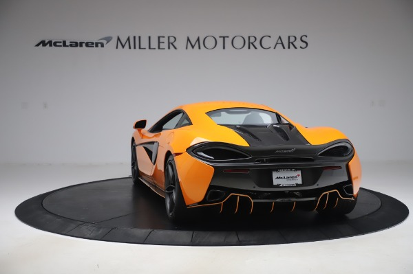 Used 2017 McLaren 570S Coupe for sale $149,900 at Rolls-Royce Motor Cars Greenwich in Greenwich CT 06830 4