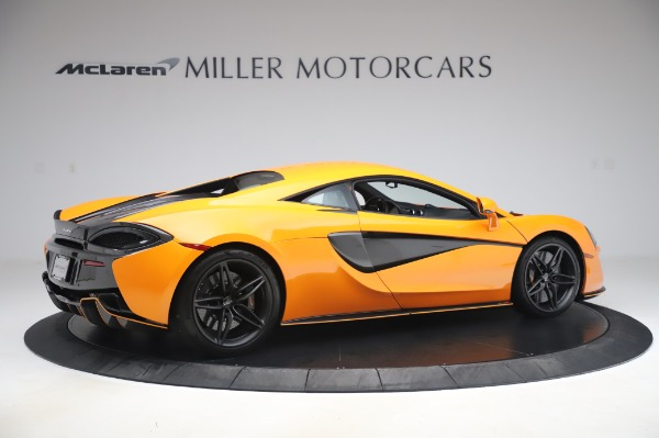 Used 2017 McLaren 570S Coupe for sale $149,900 at Rolls-Royce Motor Cars Greenwich in Greenwich CT 06830 7