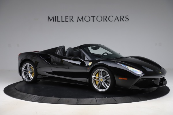 Used 2017 Ferrari 488 Spider for sale $284,900 at Rolls-Royce Motor Cars Greenwich in Greenwich CT 06830 10