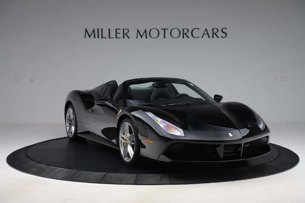 Used 2017 Ferrari 488 Spider for sale $284,900 at Rolls-Royce Motor Cars Greenwich in Greenwich CT 06830 11