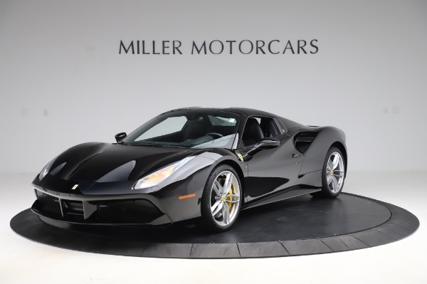 Used 2017 Ferrari 488 Spider for sale $284,900 at Rolls-Royce Motor Cars Greenwich in Greenwich CT 06830 12