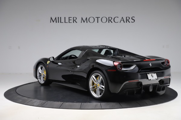 Used 2017 Ferrari 488 Spider for sale $284,900 at Rolls-Royce Motor Cars Greenwich in Greenwich CT 06830 14