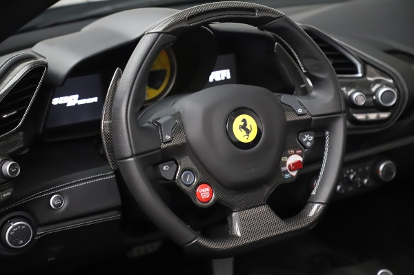 Used 2017 Ferrari 488 Spider for sale $284,900 at Rolls-Royce Motor Cars Greenwich in Greenwich CT 06830 26