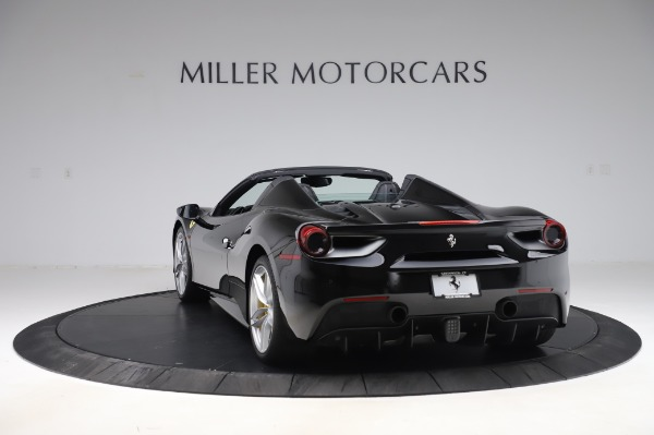 Used 2017 Ferrari 488 Spider for sale $284,900 at Rolls-Royce Motor Cars Greenwich in Greenwich CT 06830 5