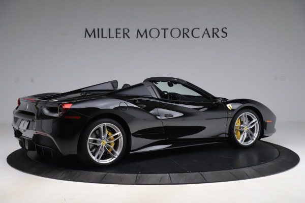 Used 2017 Ferrari 488 Spider for sale $284,900 at Rolls-Royce Motor Cars Greenwich in Greenwich CT 06830 8