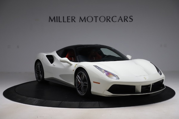 Used 2016 Ferrari 488 GTB Base for sale $239,900 at Rolls-Royce Motor Cars Greenwich in Greenwich CT 06830 11
