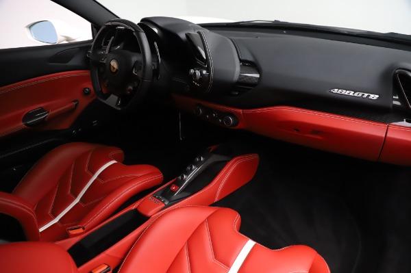 Used 2016 Ferrari 488 GTB Base for sale $239,900 at Rolls-Royce Motor Cars Greenwich in Greenwich CT 06830 17