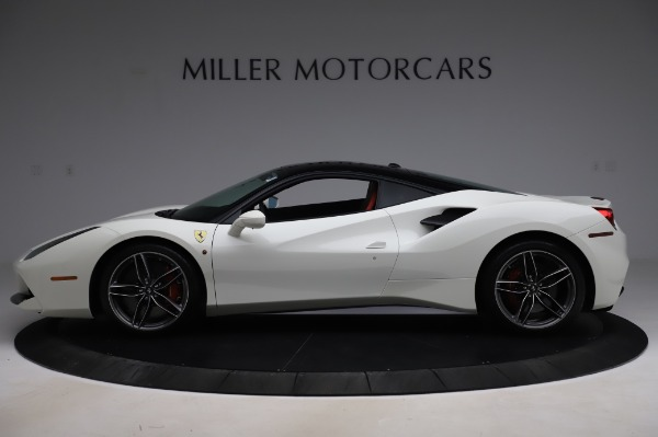 Used 2016 Ferrari 488 GTB Base for sale $239,900 at Rolls-Royce Motor Cars Greenwich in Greenwich CT 06830 3
