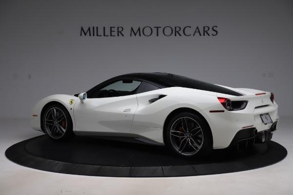 Used 2016 Ferrari 488 GTB Base for sale $239,900 at Rolls-Royce Motor Cars Greenwich in Greenwich CT 06830 4