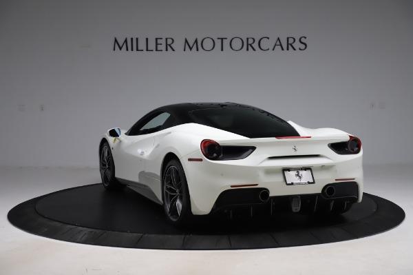 Used 2016 Ferrari 488 GTB Base for sale $239,900 at Rolls-Royce Motor Cars Greenwich in Greenwich CT 06830 5