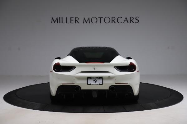 Used 2016 Ferrari 488 GTB Base for sale $239,900 at Rolls-Royce Motor Cars Greenwich in Greenwich CT 06830 6