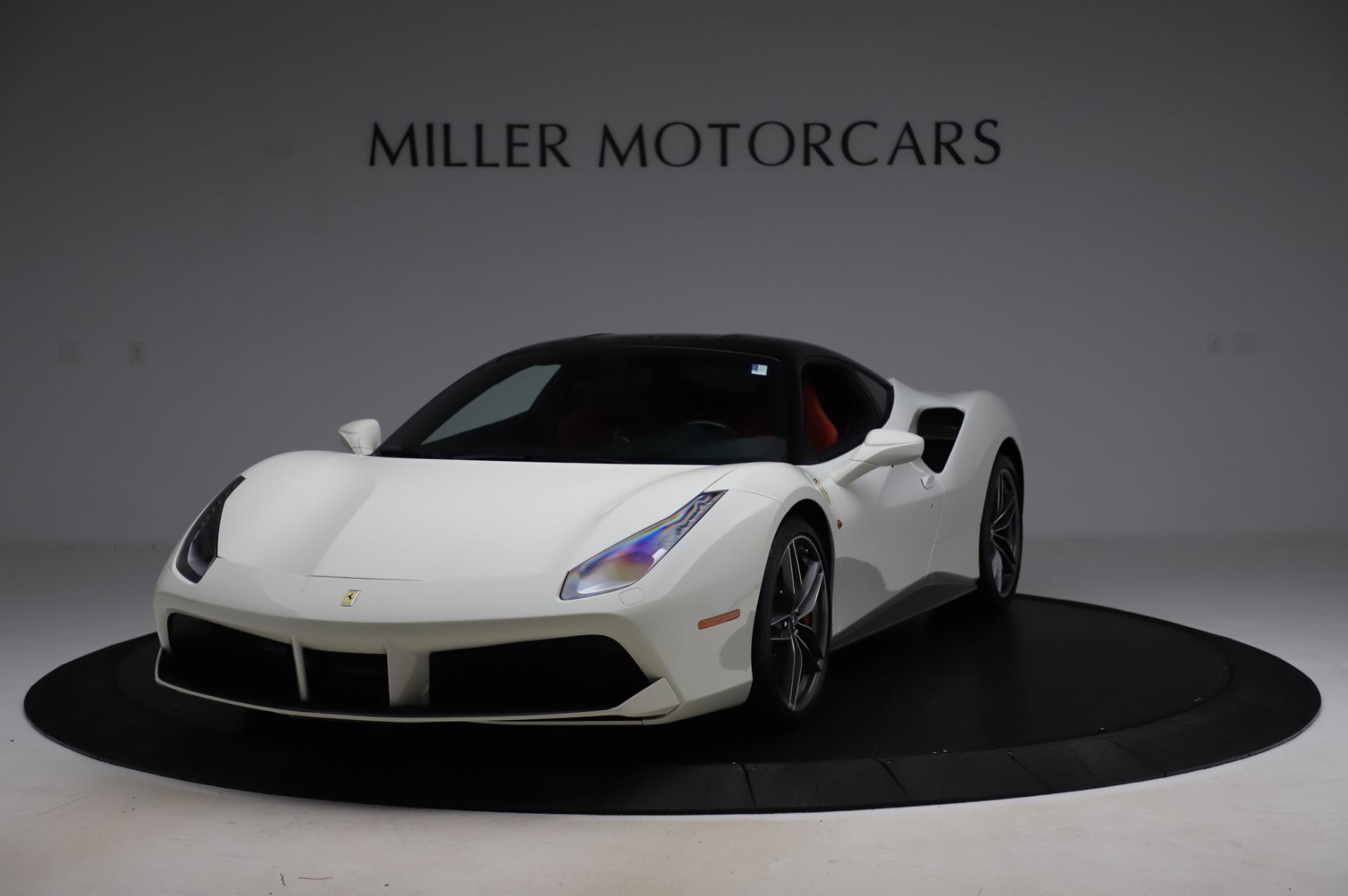 Used 2016 Ferrari 488 GTB Base for sale $239,900 at Rolls-Royce Motor Cars Greenwich in Greenwich CT 06830 1