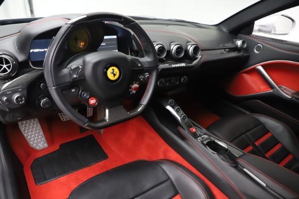 Used 2015 Ferrari F12 Berlinetta for sale $235,900 at Rolls-Royce Motor Cars Greenwich in Greenwich CT 06830 13