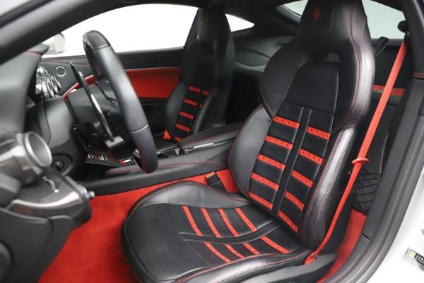 Used 2015 Ferrari F12 Berlinetta for sale $235,900 at Rolls-Royce Motor Cars Greenwich in Greenwich CT 06830 15
