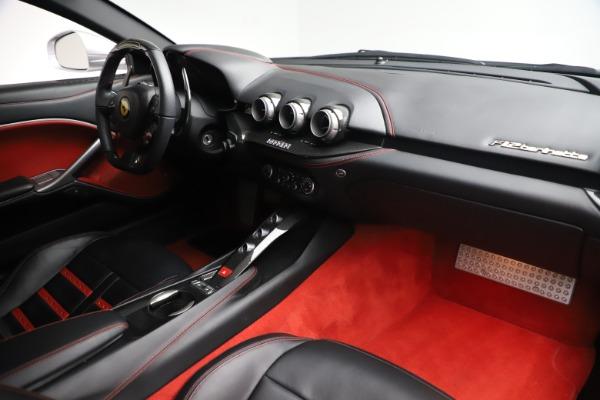Used 2015 Ferrari F12 Berlinetta for sale $235,900 at Rolls-Royce Motor Cars Greenwich in Greenwich CT 06830 17