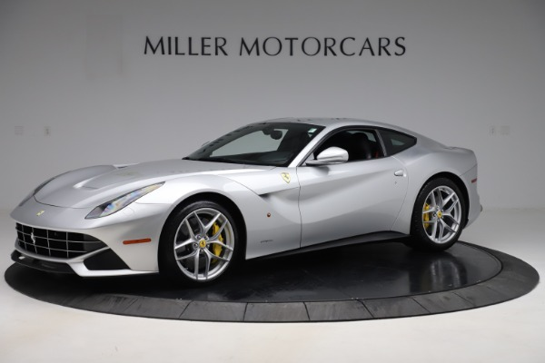 Used 2015 Ferrari F12 Berlinetta for sale $235,900 at Rolls-Royce Motor Cars Greenwich in Greenwich CT 06830 2