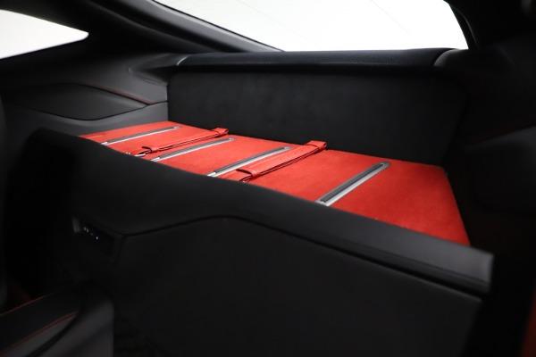 Used 2015 Ferrari F12 Berlinetta for sale $235,900 at Rolls-Royce Motor Cars Greenwich in Greenwich CT 06830 22