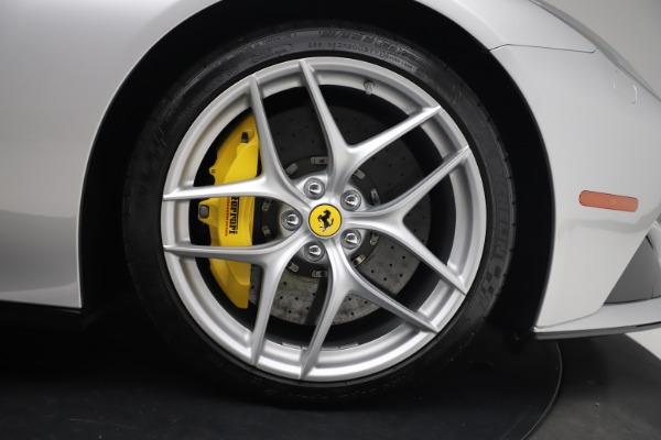 Used 2015 Ferrari F12 Berlinetta for sale $235,900 at Rolls-Royce Motor Cars Greenwich in Greenwich CT 06830 25