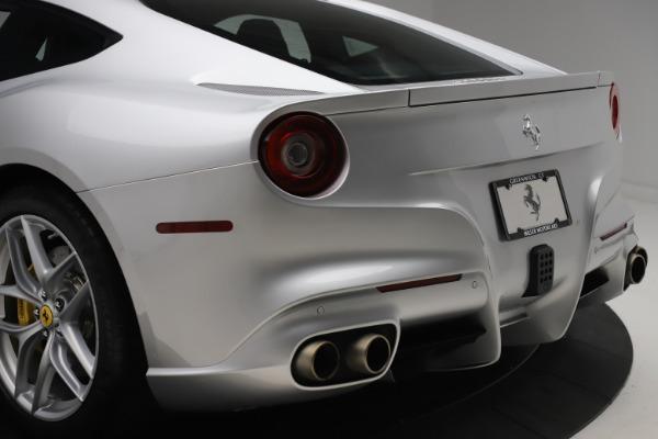Used 2015 Ferrari F12 Berlinetta for sale $235,900 at Rolls-Royce Motor Cars Greenwich in Greenwich CT 06830 26