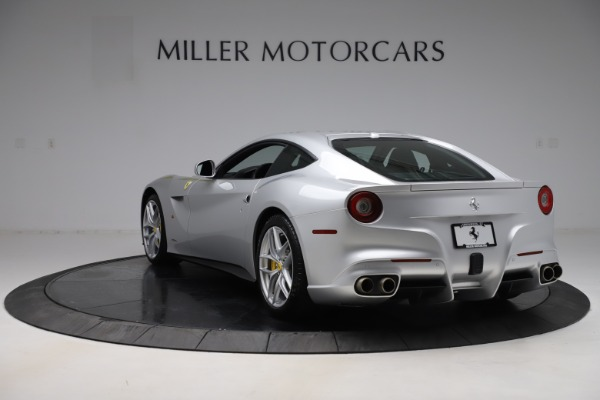 Used 2015 Ferrari F12 Berlinetta for sale $235,900 at Rolls-Royce Motor Cars Greenwich in Greenwich CT 06830 5