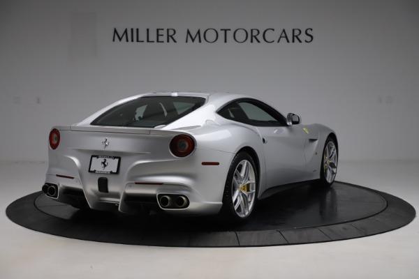 Used 2015 Ferrari F12 Berlinetta for sale $235,900 at Rolls-Royce Motor Cars Greenwich in Greenwich CT 06830 7
