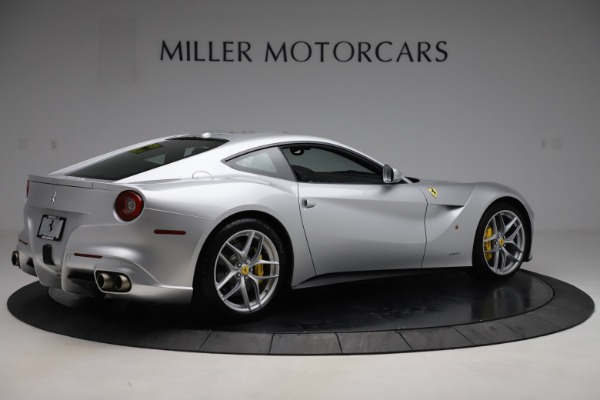 Used 2015 Ferrari F12 Berlinetta for sale $235,900 at Rolls-Royce Motor Cars Greenwich in Greenwich CT 06830 8