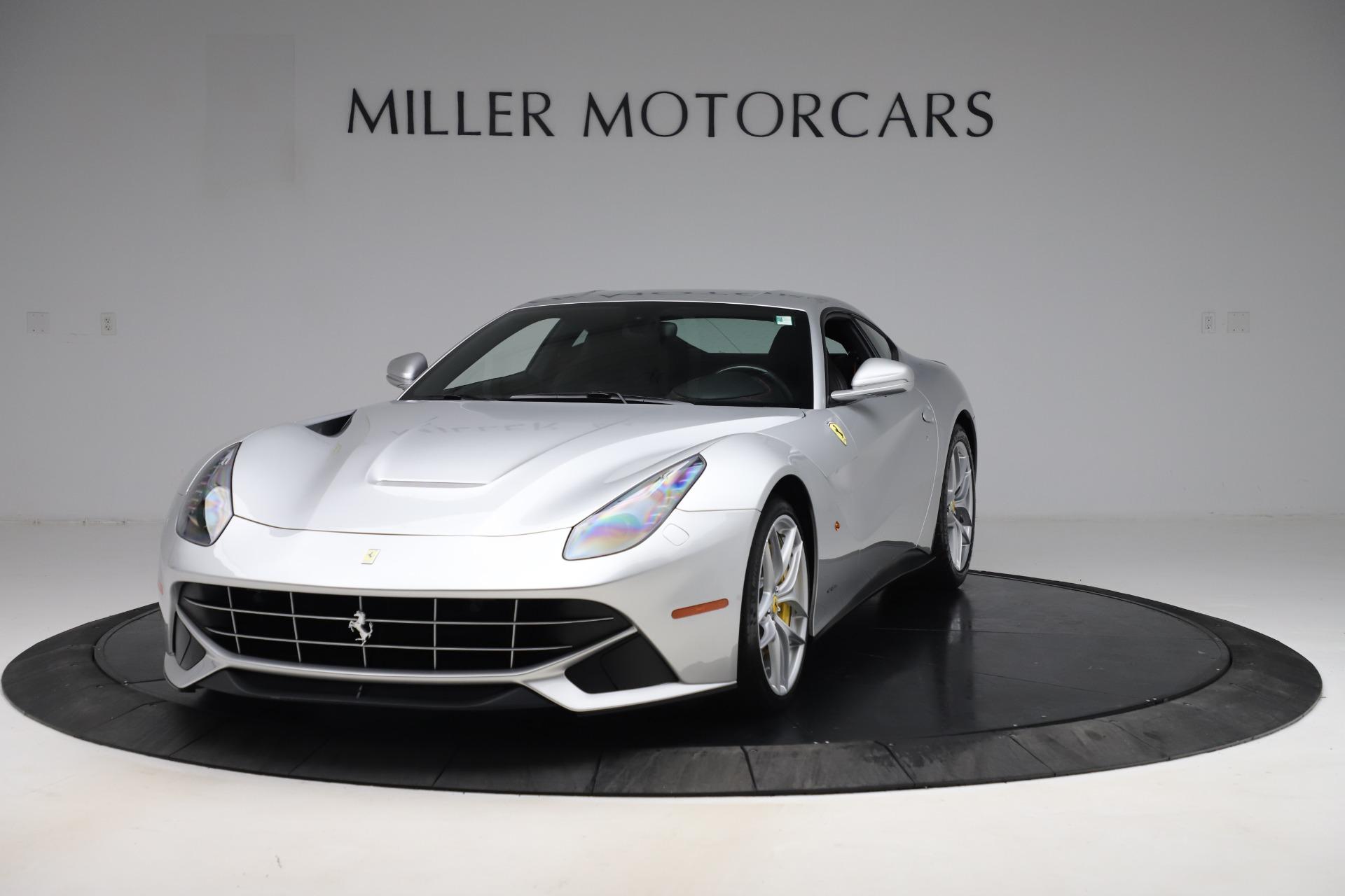 Used 2015 Ferrari F12 Berlinetta for sale $235,900 at Rolls-Royce Motor Cars Greenwich in Greenwich CT 06830 1