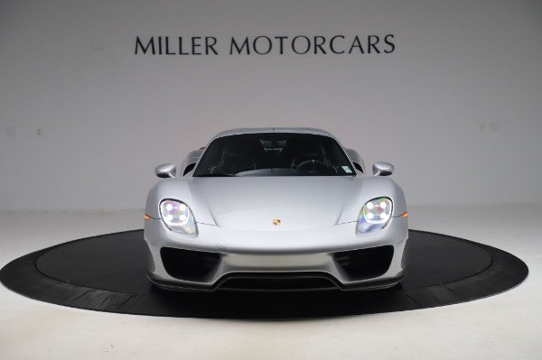 Used 2015 Porsche 918 Spyder for sale $1,355,900 at Rolls-Royce Motor Cars Greenwich in Greenwich CT 06830 15