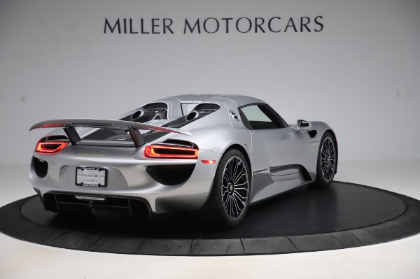 Used 2015 Porsche 918 Spyder for sale $1,355,900 at Rolls-Royce Motor Cars Greenwich in Greenwich CT 06830 17
