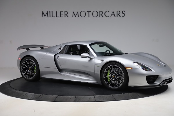 Used 2015 Porsche 918 Spyder for sale $1,355,900 at Rolls-Royce Motor Cars Greenwich in Greenwich CT 06830 20