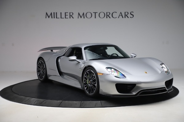 Used 2015 Porsche 918 Spyder for sale $1,355,900 at Rolls-Royce Motor Cars Greenwich in Greenwich CT 06830 21