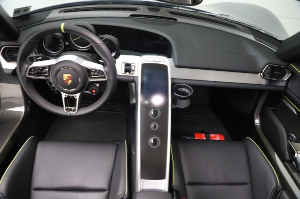 Used 2015 Porsche 918 Spyder for sale $1,355,900 at Rolls-Royce Motor Cars Greenwich in Greenwich CT 06830 26