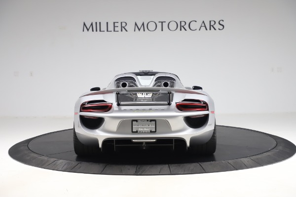 Used 2015 Porsche 918 Spyder for sale $1,355,900 at Rolls-Royce Motor Cars Greenwich in Greenwich CT 06830 6