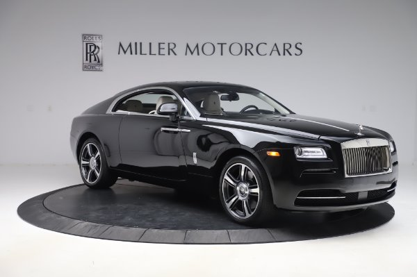 Used 2015 Rolls-Royce Wraith Base for sale $168,900 at Rolls-Royce Motor Cars Greenwich in Greenwich CT 06830 10