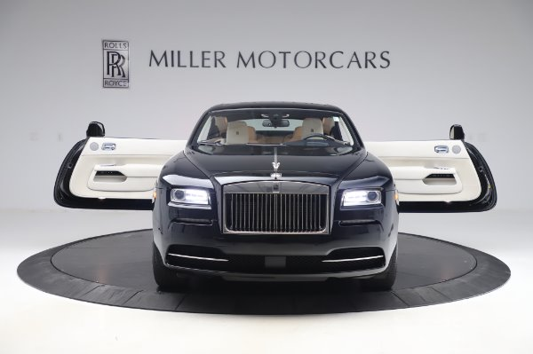 Used 2015 Rolls-Royce Wraith Base for sale $168,900 at Rolls-Royce Motor Cars Greenwich in Greenwich CT 06830 11