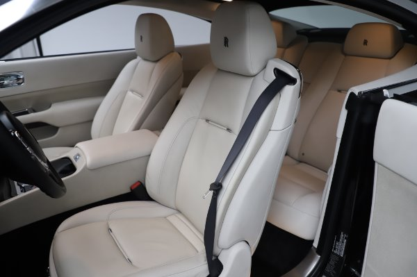 Used 2015 Rolls-Royce Wraith Base for sale $168,900 at Rolls-Royce Motor Cars Greenwich in Greenwich CT 06830 12