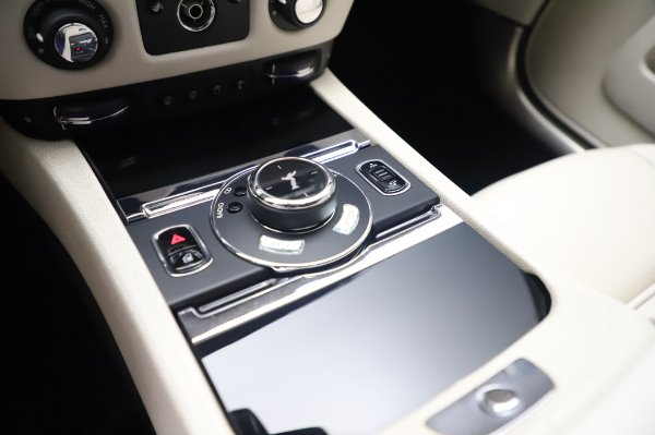 Used 2015 Rolls-Royce Wraith Base for sale $168,900 at Rolls-Royce Motor Cars Greenwich in Greenwich CT 06830 19