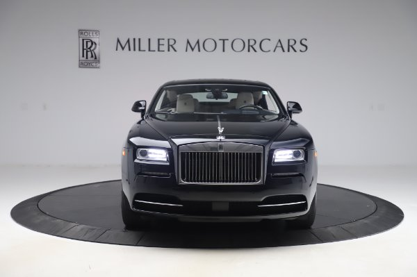 Used 2015 Rolls-Royce Wraith Base for sale $168,900 at Rolls-Royce Motor Cars Greenwich in Greenwich CT 06830 2