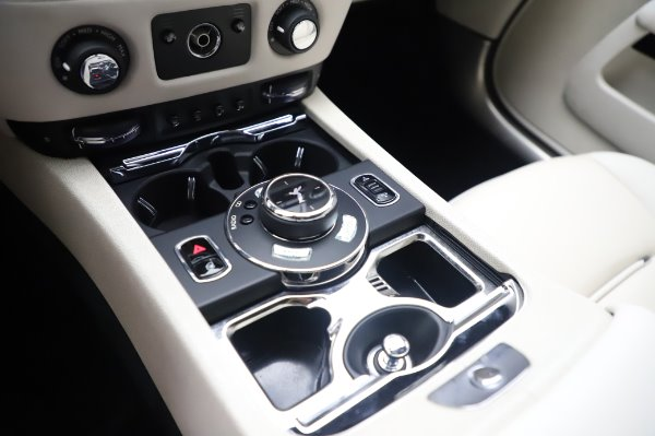 Used 2015 Rolls-Royce Wraith Base for sale $168,900 at Rolls-Royce Motor Cars Greenwich in Greenwich CT 06830 20