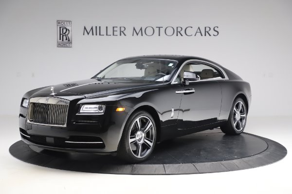 Used 2015 Rolls-Royce Wraith Base for sale $168,900 at Rolls-Royce Motor Cars Greenwich in Greenwich CT 06830 3