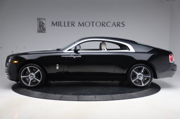 Used 2015 Rolls-Royce Wraith Base for sale $168,900 at Rolls-Royce Motor Cars Greenwich in Greenwich CT 06830 4