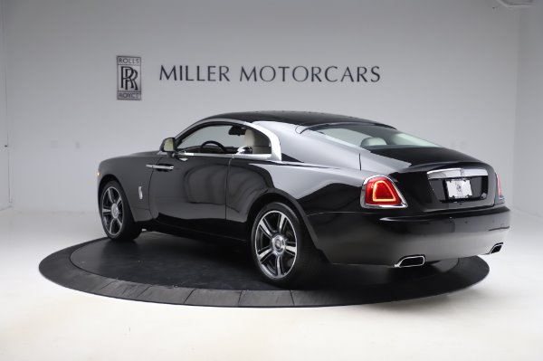 Used 2015 Rolls-Royce Wraith Base for sale $168,900 at Rolls-Royce Motor Cars Greenwich in Greenwich CT 06830 5