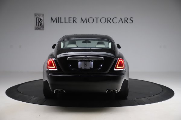Used 2015 Rolls-Royce Wraith Base for sale $168,900 at Rolls-Royce Motor Cars Greenwich in Greenwich CT 06830 6