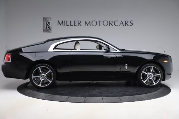 Used 2015 Rolls-Royce Wraith Base for sale $168,900 at Rolls-Royce Motor Cars Greenwich in Greenwich CT 06830 8