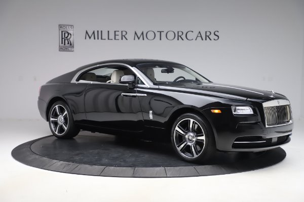 Used 2015 Rolls-Royce Wraith Base for sale $168,900 at Rolls-Royce Motor Cars Greenwich in Greenwich CT 06830 9