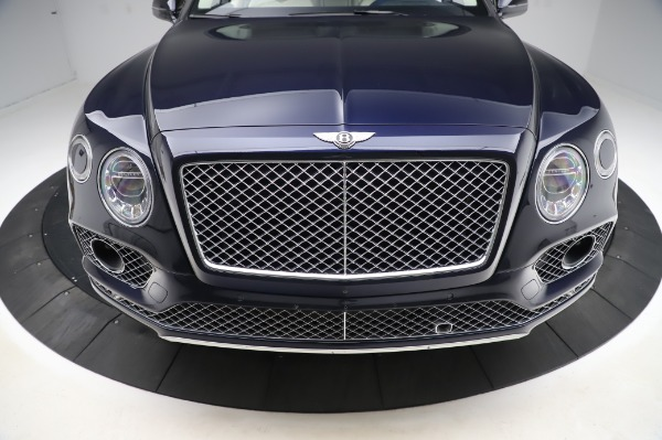 Used 2017 Bentley Bentayga W12 for sale Sold at Rolls-Royce Motor Cars Greenwich in Greenwich CT 06830 14
