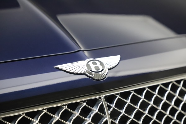 Used 2017 Bentley Bentayga W12 for sale Sold at Rolls-Royce Motor Cars Greenwich in Greenwich CT 06830 15