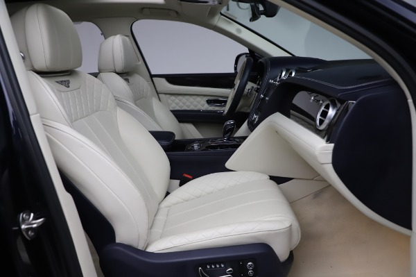 Used 2017 Bentley Bentayga W12 for sale Sold at Rolls-Royce Motor Cars Greenwich in Greenwich CT 06830 26