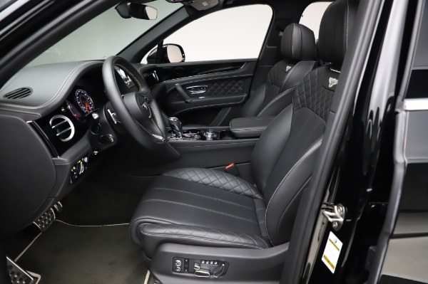 Used 2018 Bentley Bentayga Activity Edition for sale $155,900 at Rolls-Royce Motor Cars Greenwich in Greenwich CT 06830 19