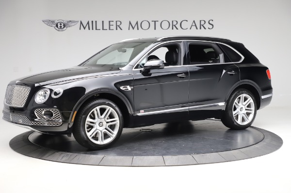 Used 2018 Bentley Bentayga Activity Edition for sale $155,900 at Rolls-Royce Motor Cars Greenwich in Greenwich CT 06830 2